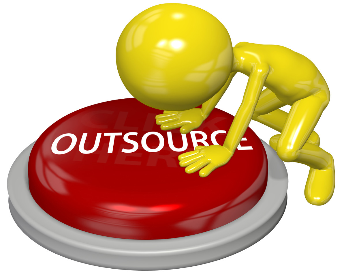 Outsourcing and projects pt.2