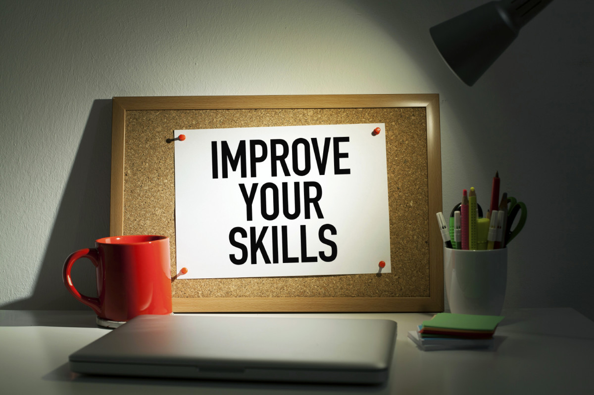 Improving your skills- pt.1