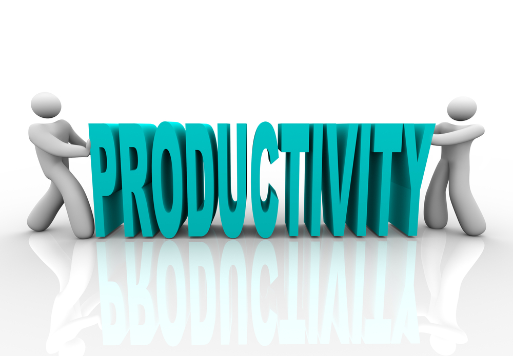 How to increase the productivity at the workplace